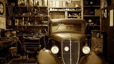 sennik garaż
