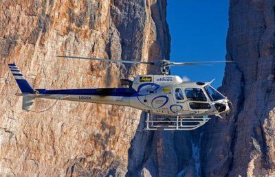 sennik helikopter
