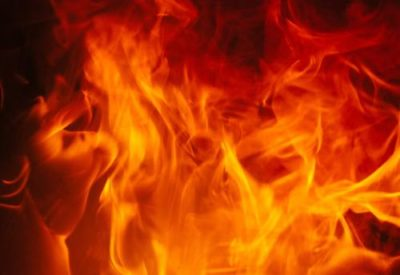 sennik ogień