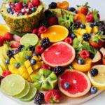 Sennik owoce