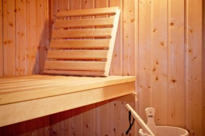 sennik sauna