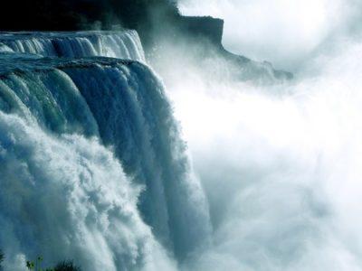 sennik wodospad
