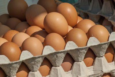 sennik jajka
