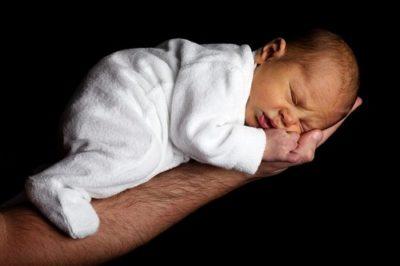 sennik niemowlę