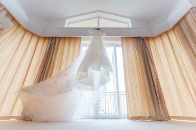 sennik suknia ślubna